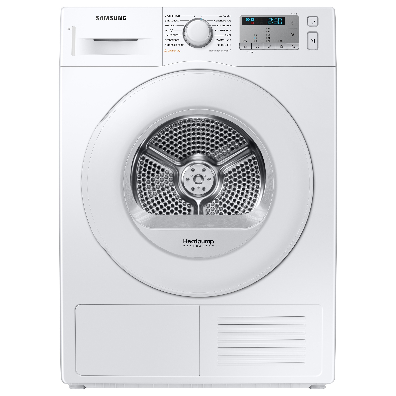 Samsung DV70TA000TH/EN Warmtepompdroger Wit