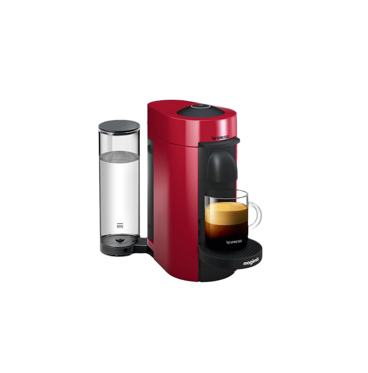 Magimix Vertuo Plus 11389NL Nespresso Rood