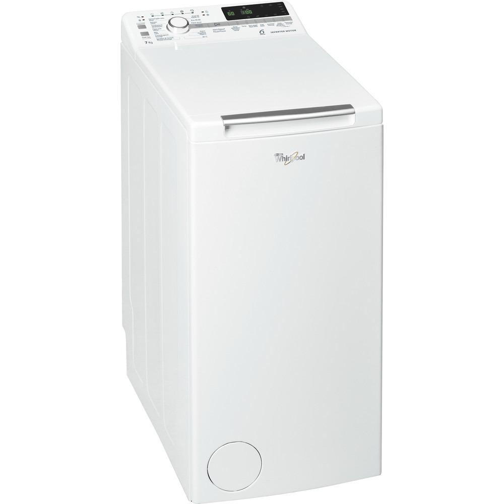 Whirlpool TDLR 7221BS BX/N Wasmachine bovenlader