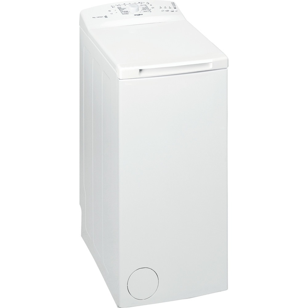 Whirlpool TDLR 7220LS Wasmachine bovenlader