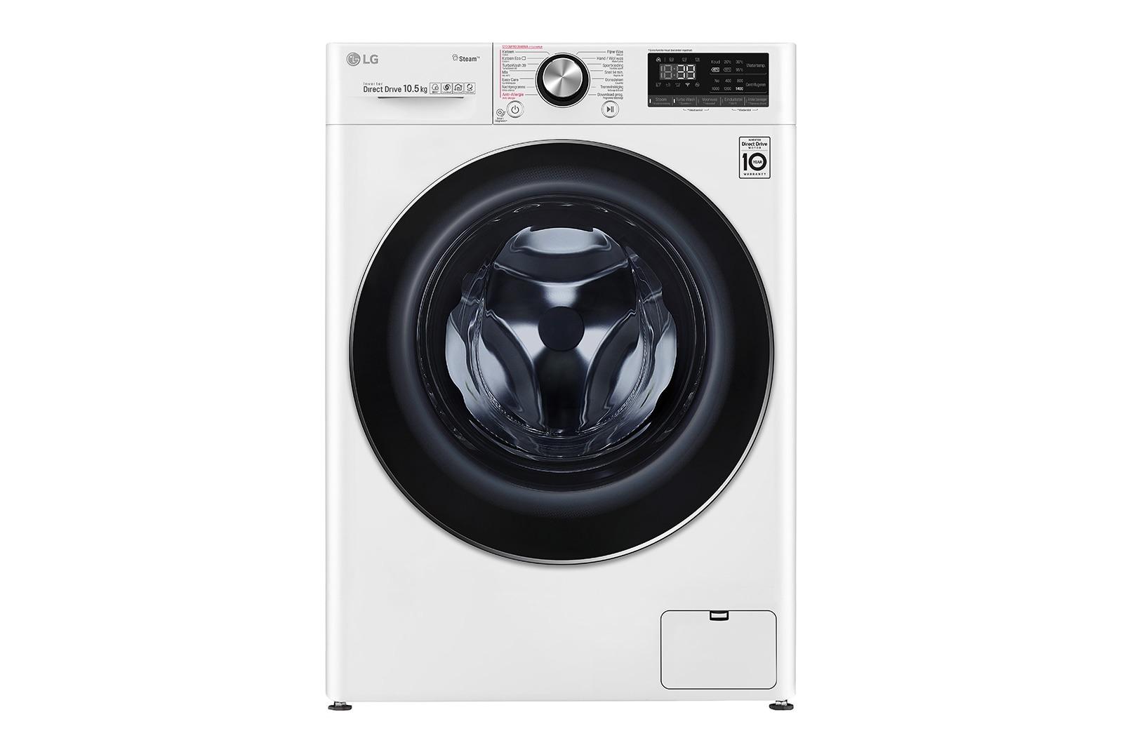 LG F6WV910P2E Wasmachine Wit