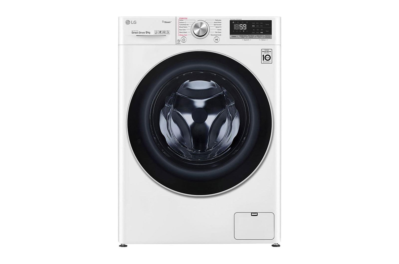 LG F4V909P2E Wasmachine Wit