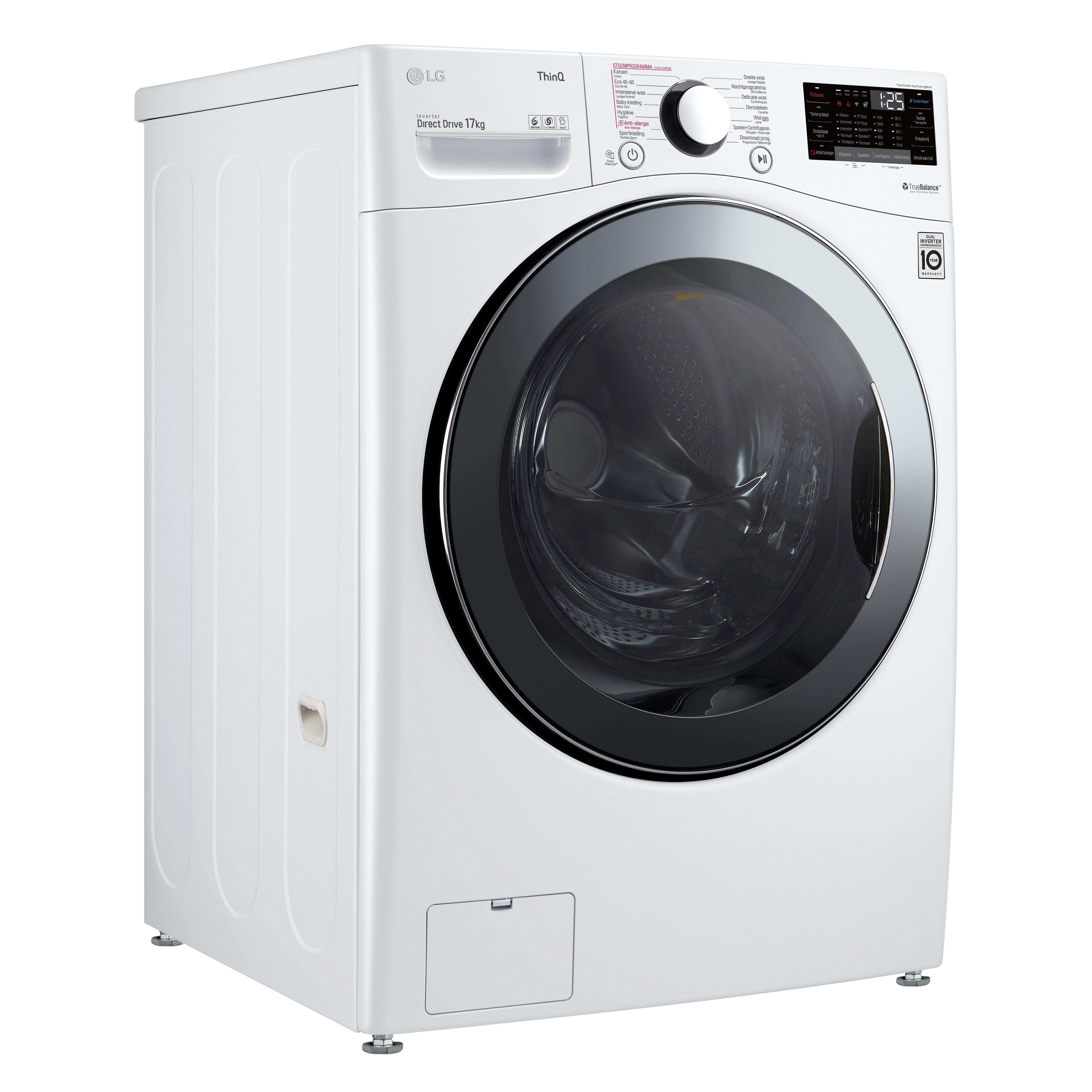LG LC1R7N2 Wasmachine Wit
