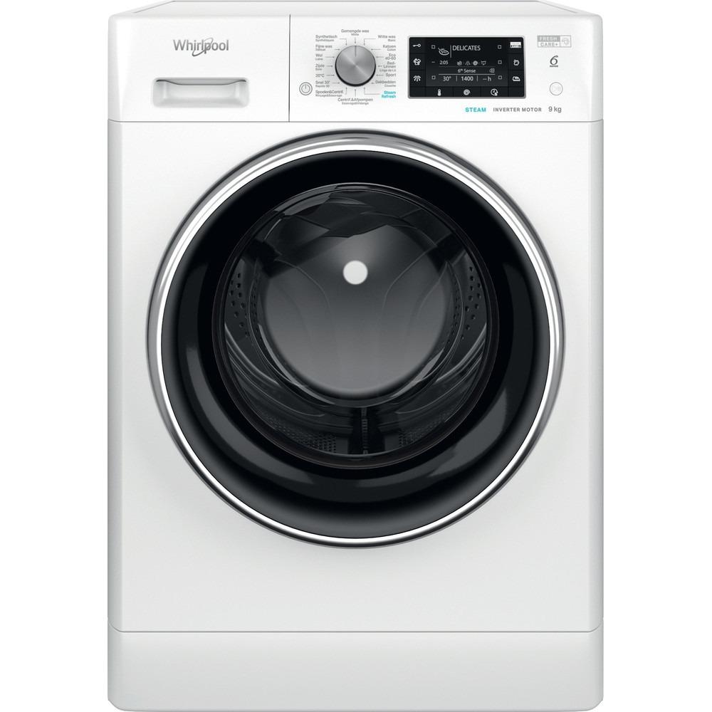 Whirlpool FFDBE 9638 BCEV F Wasmachine Wit