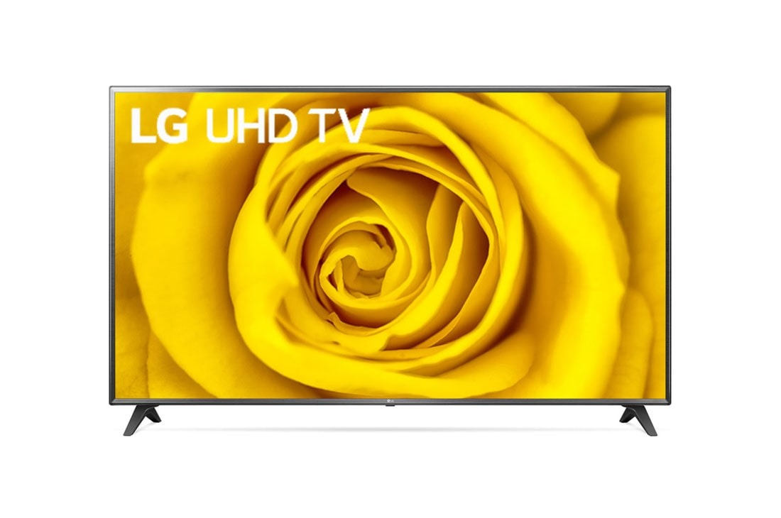 Foto van LG 75UN70706LD 75 inch UHD TV