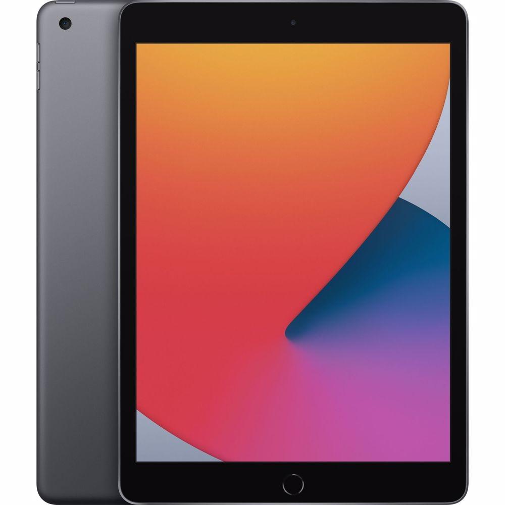 Apple iPad (2020) 10.2 128GB WiFi Tablet Grijs