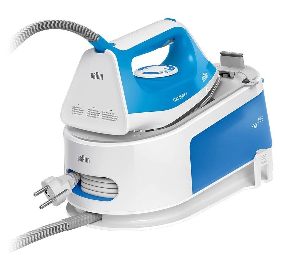 Braun IS1012BL Strijksysteem Blauw