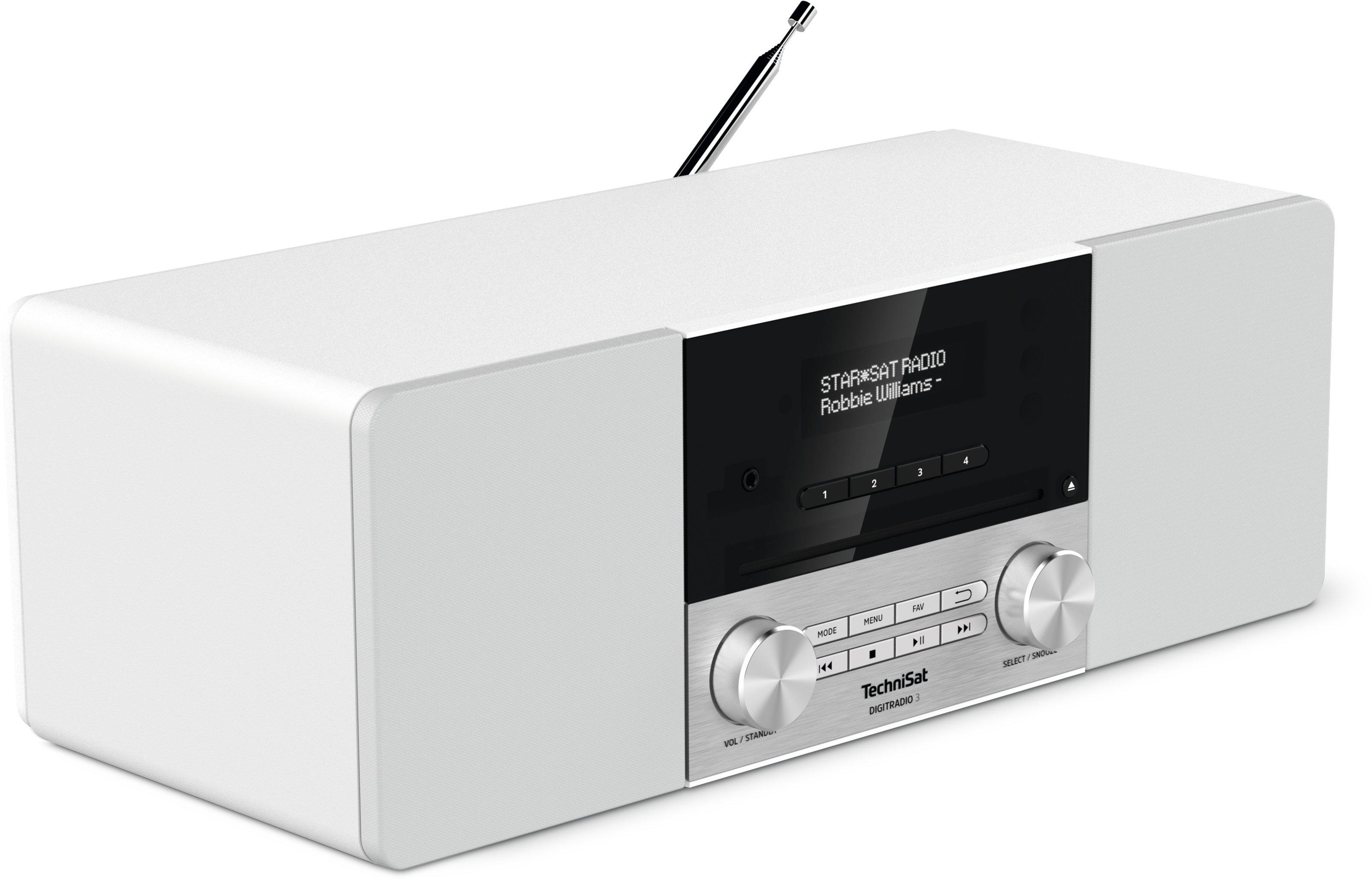 TechniSat Digitradio 3 DAB radio