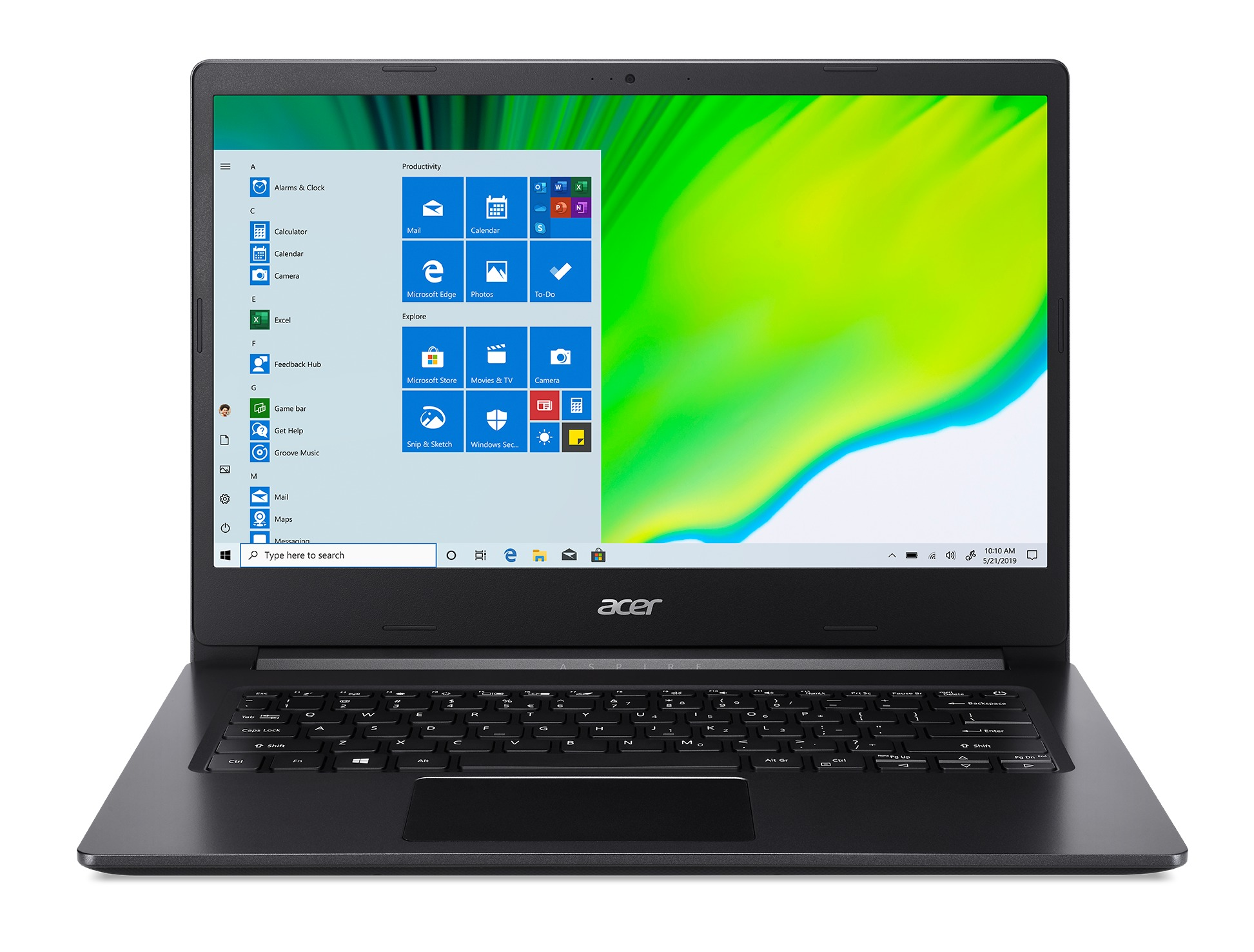 Acer Aspire 3 A314-22-R3Z0 Laptop -