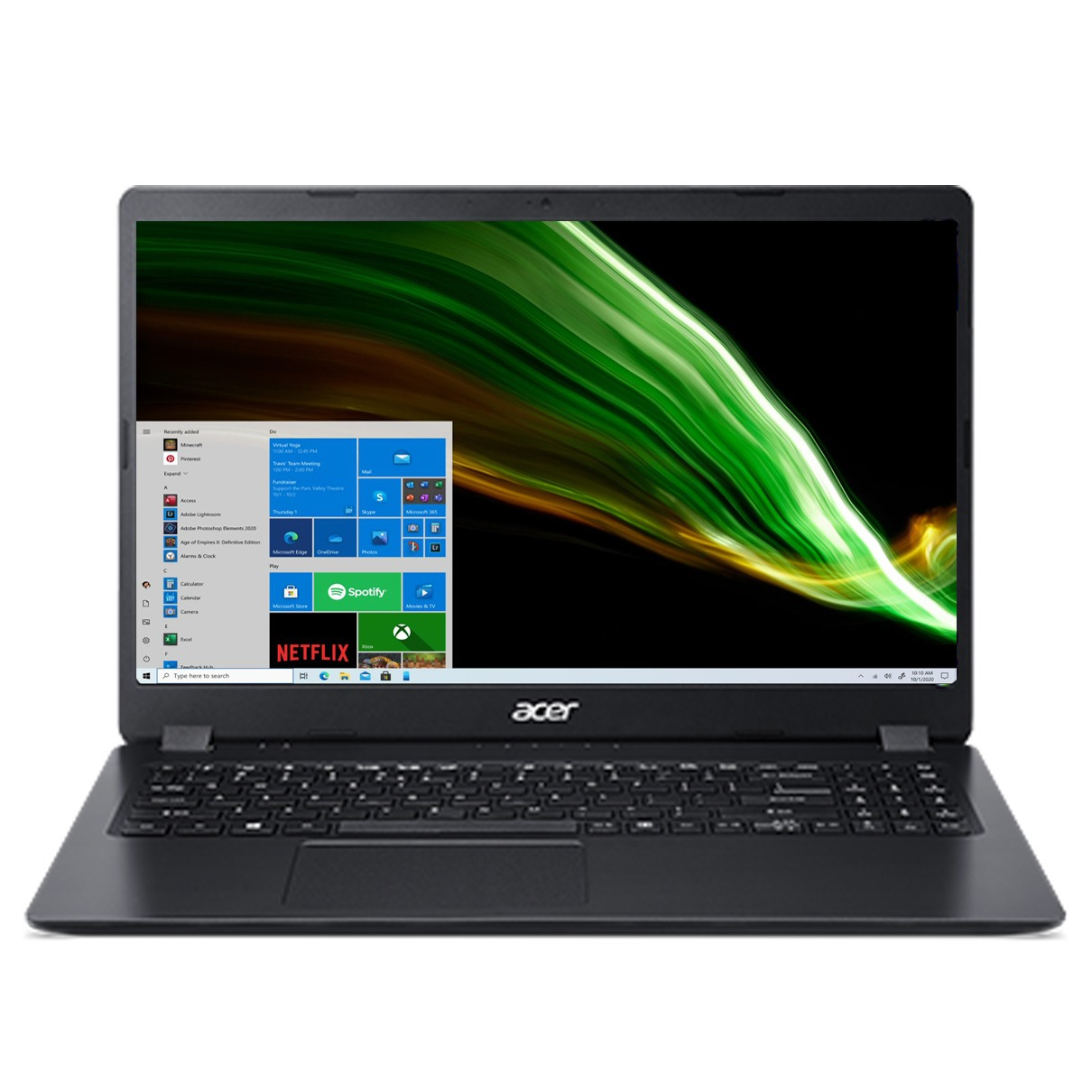 Acer Aspire 3 A315-56-395X -15 inch Laptop