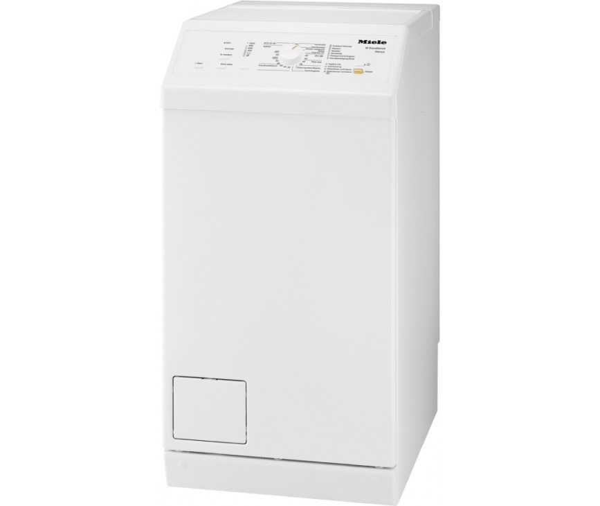 Miele WE 615 WCS Wasmachine bovenlader Wit