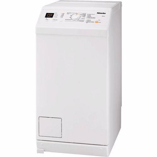 Miele WW 650 WCS Wasmachine bovenlader Wit