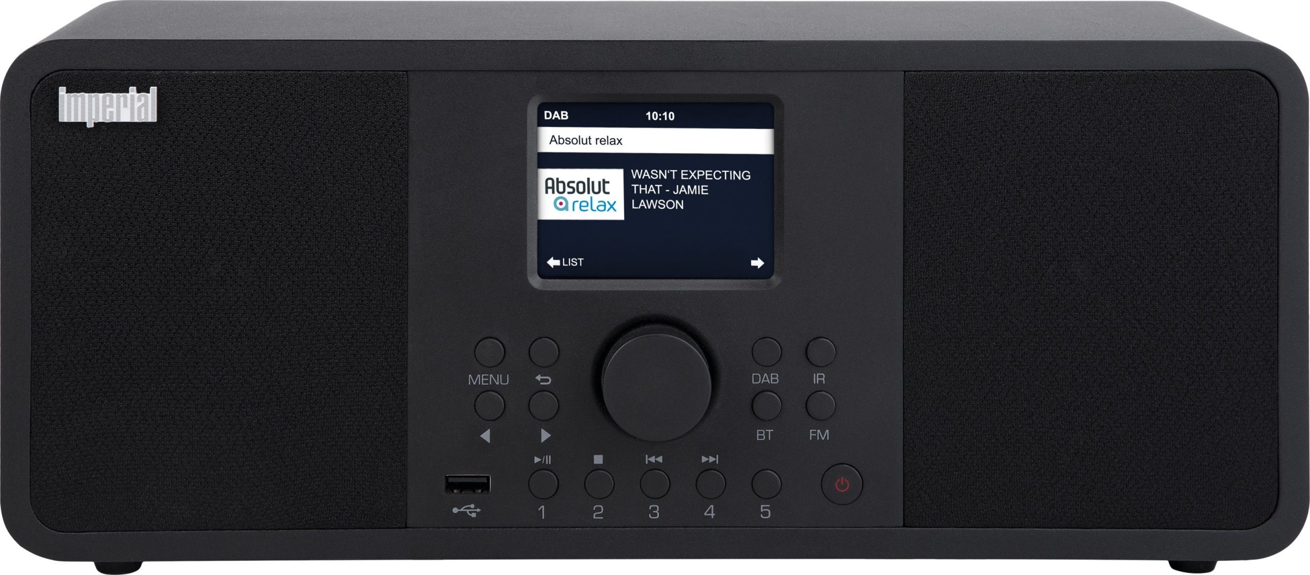 Foto van Imperial DABMAN i205 Hybride radio