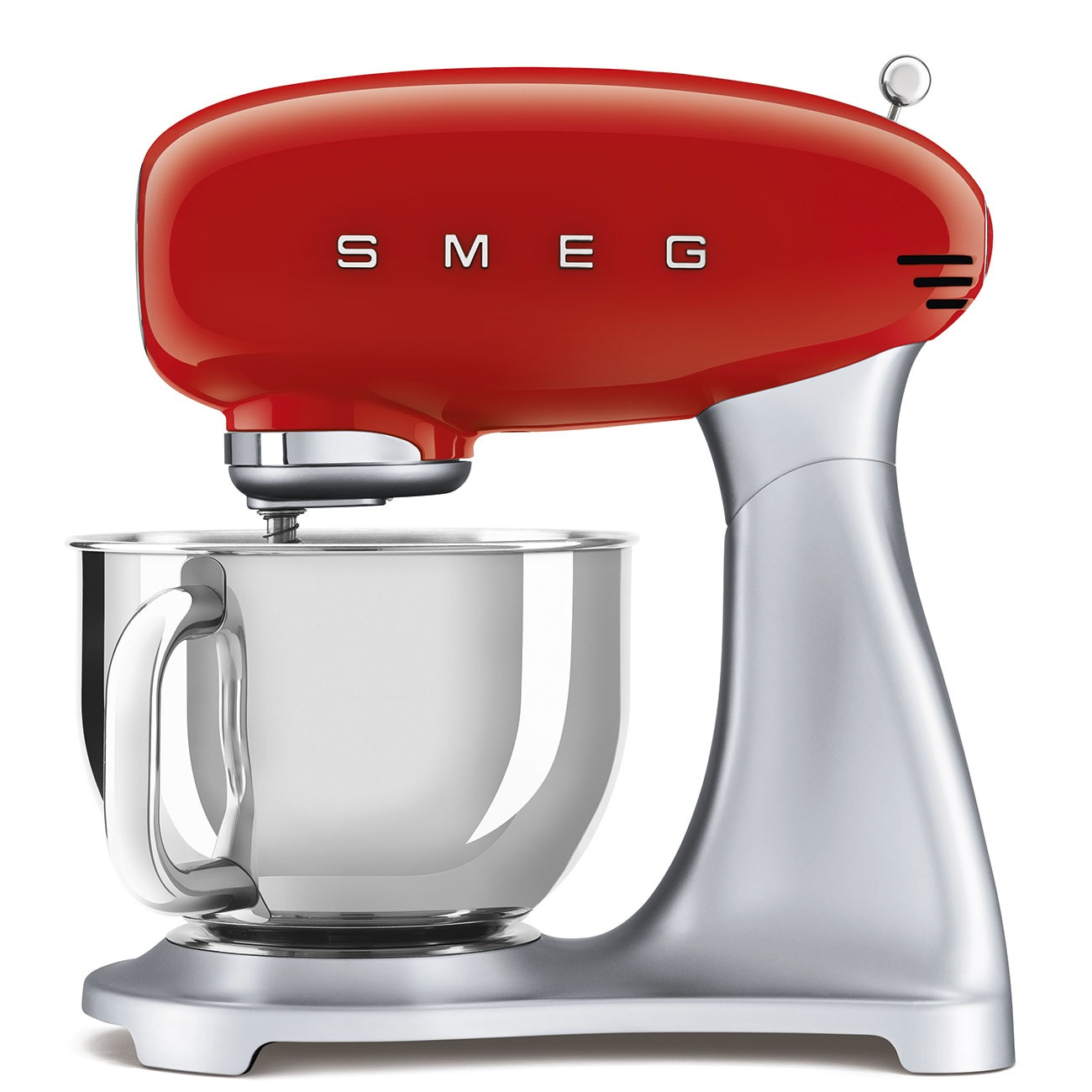 Smeg SMF02RDEU Keukenmachine Rood