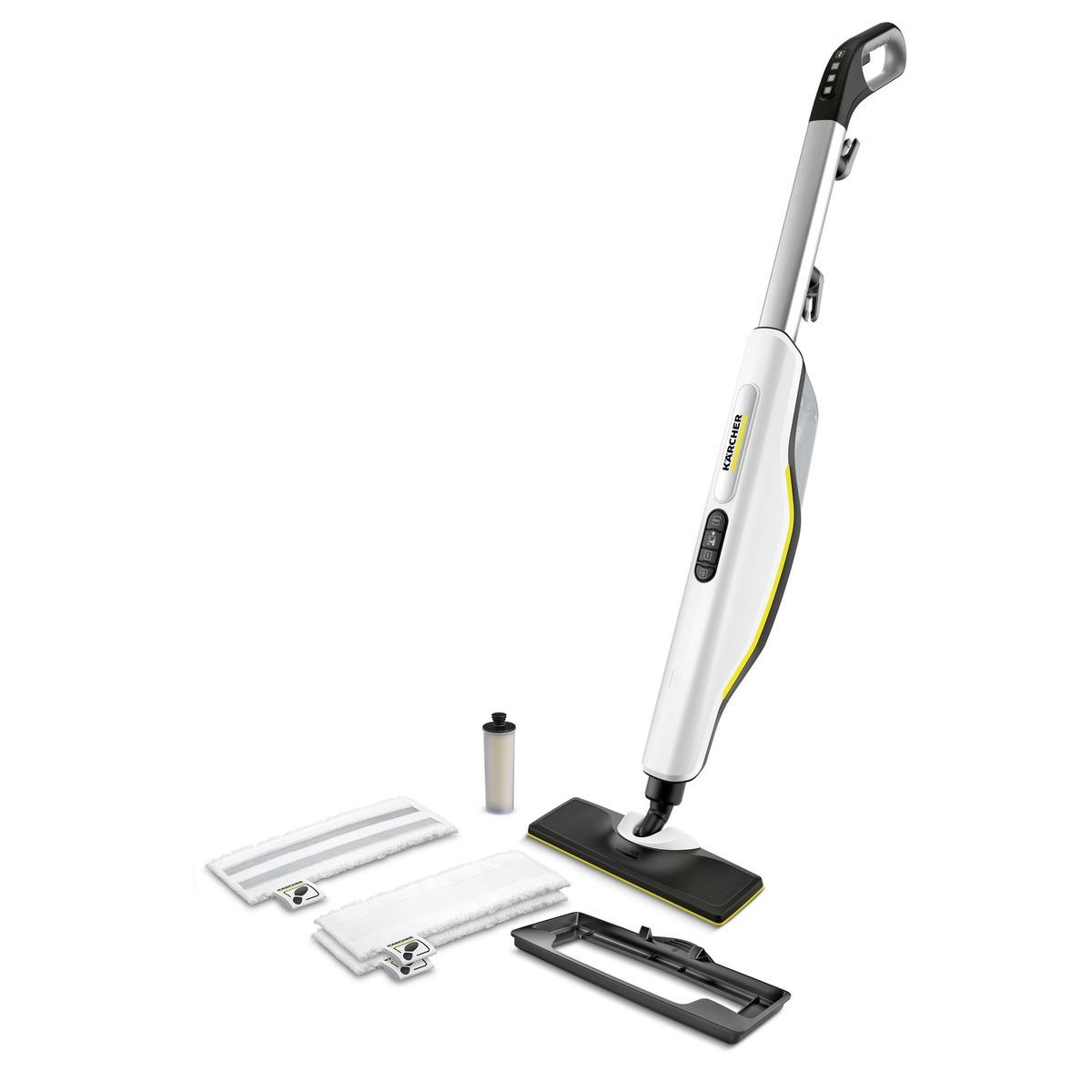 Karcher SC 3 Upright EasyFix Premium Stoomreiniger Wit
