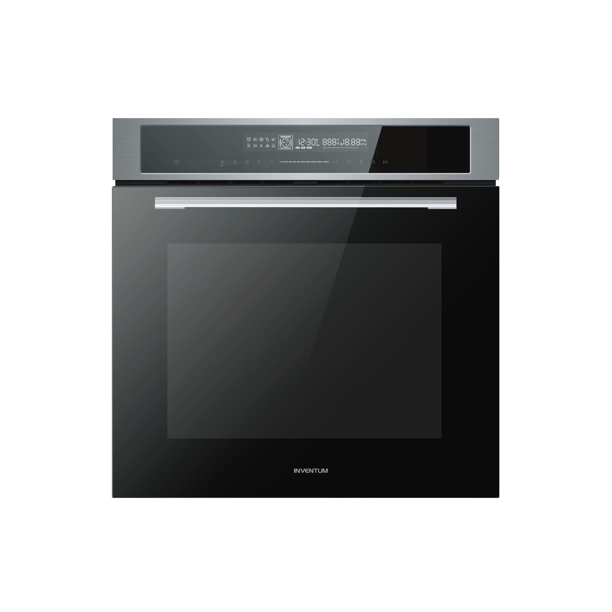 Inventum IOP6035RT Inbouw oven Staal