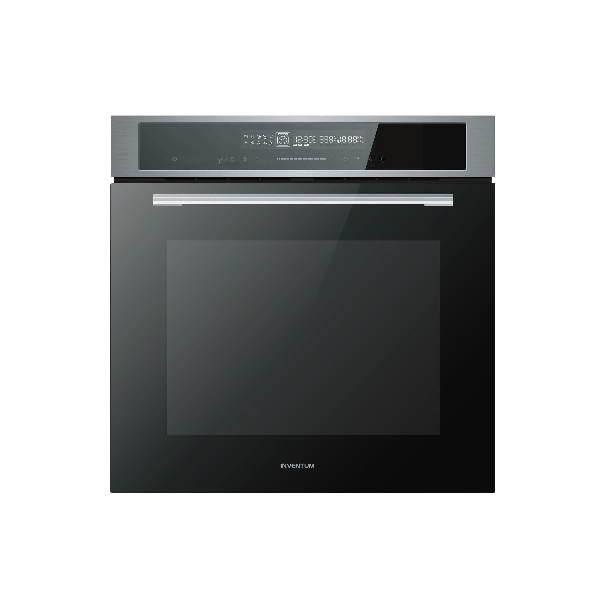 Inventum IOM6035RT Inbouw oven Staal