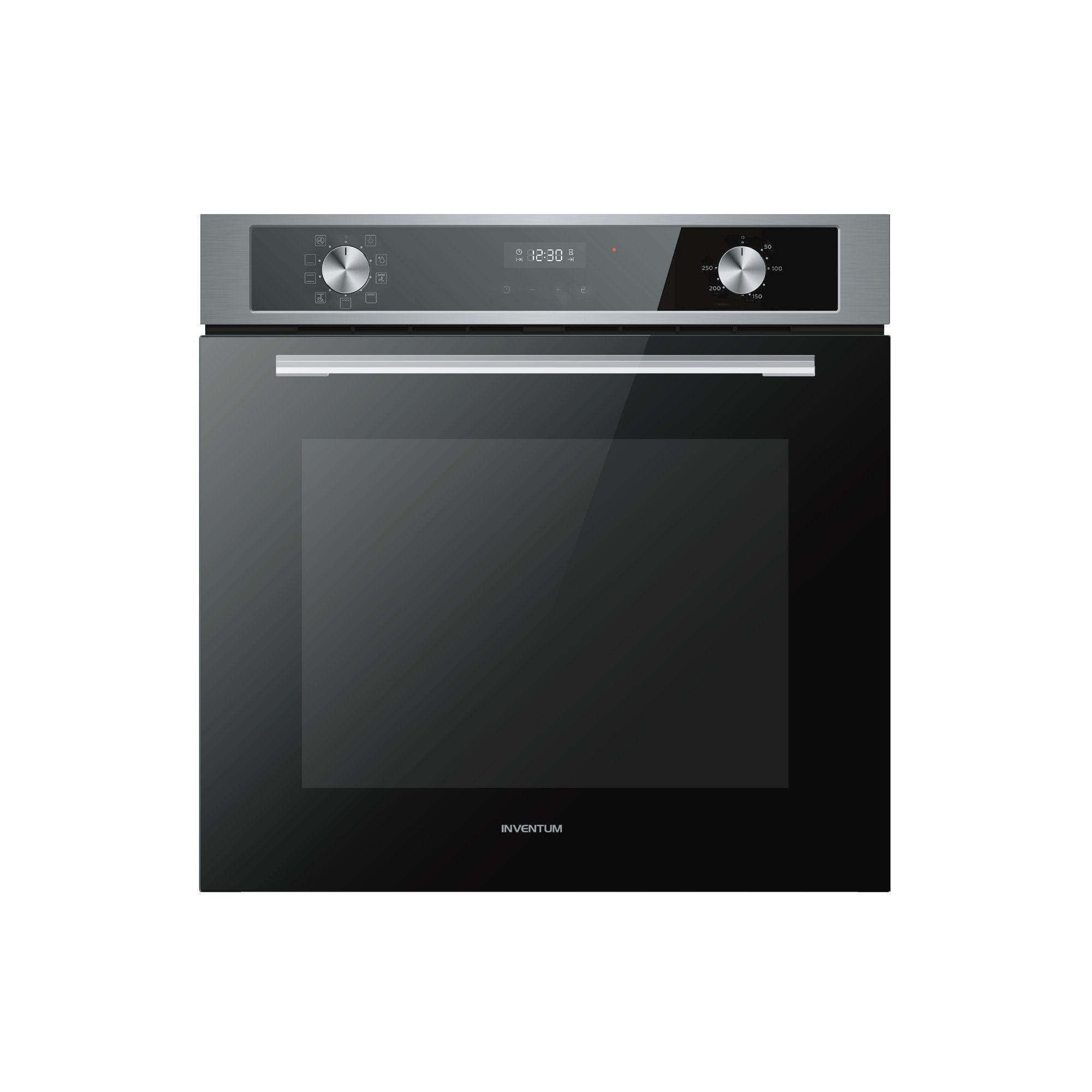 Inventum IOM6072RK Inbouw oven Staal