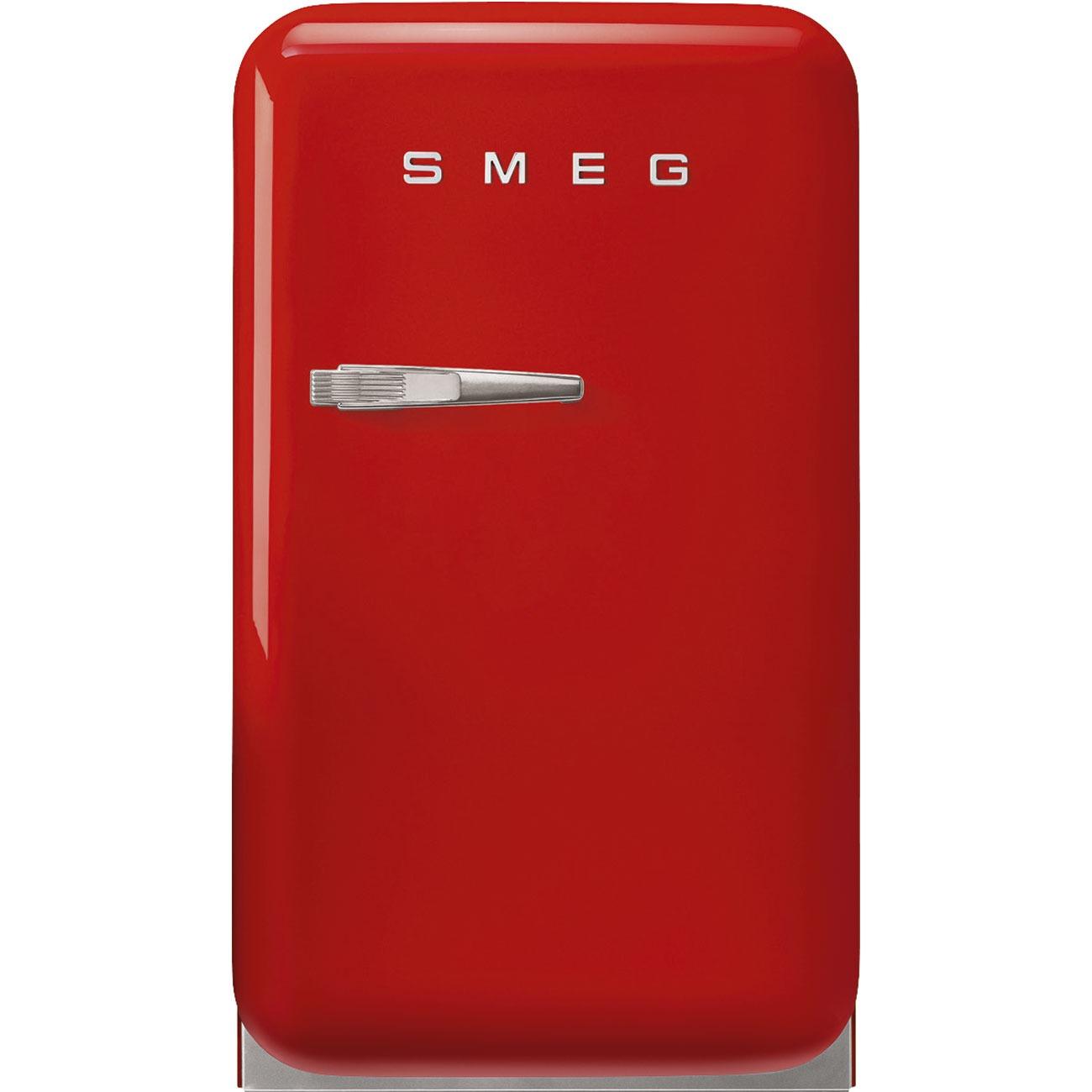 Smeg FAB5RRD5 Minikoelkast Rood