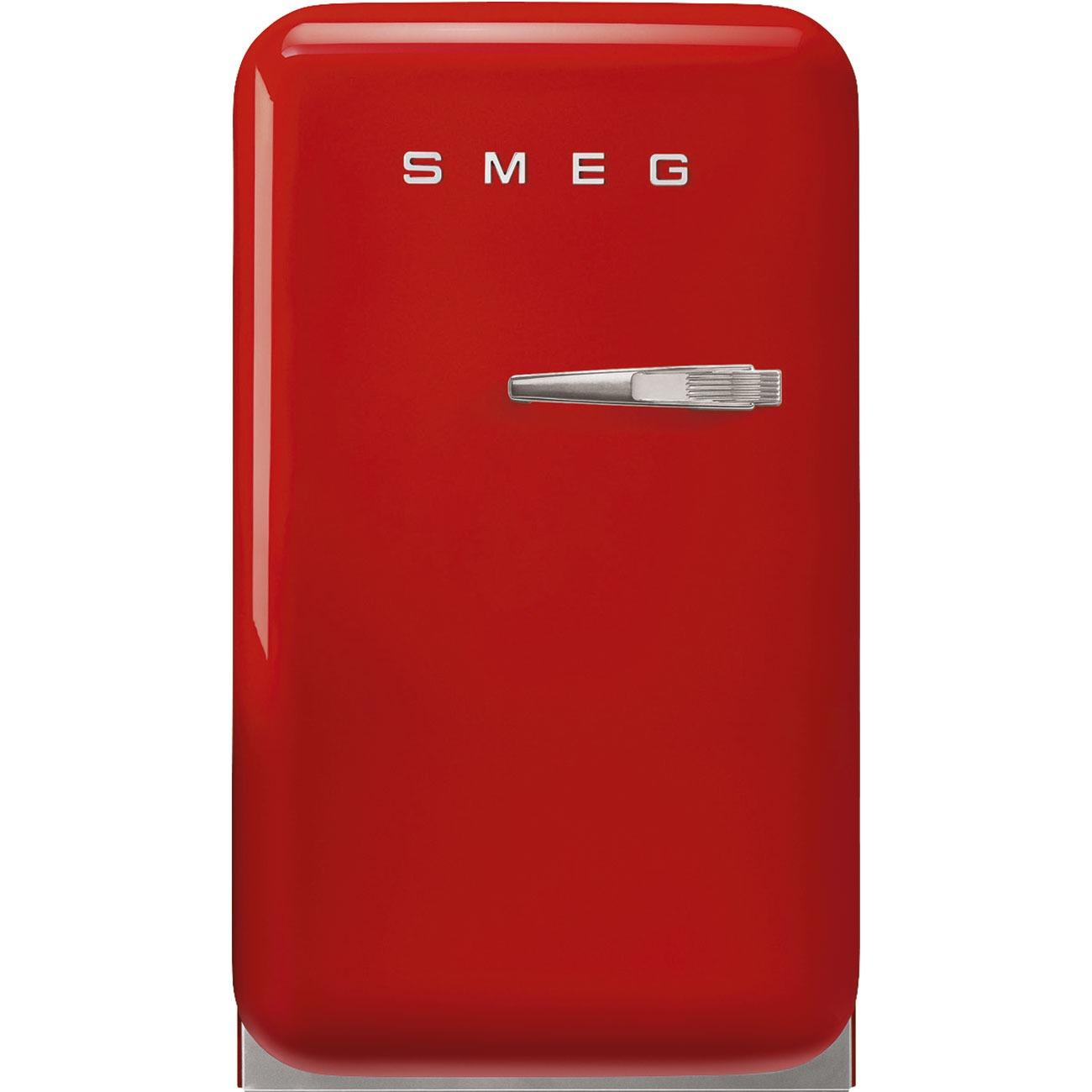 Smeg FAB5LRD5 Minikoelkast Rood