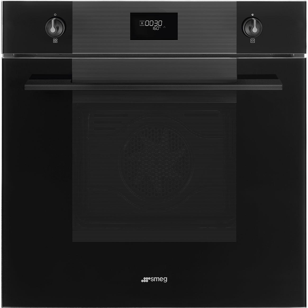 Smeg SFP6101TVNO Inbouw oven Zwart