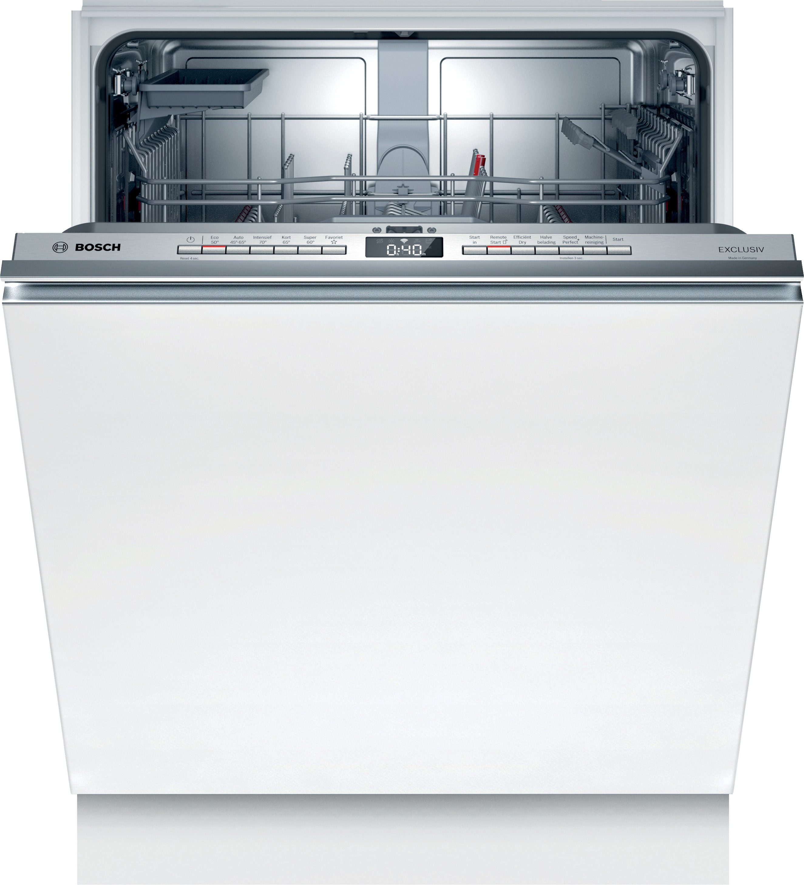 Bosch SMV4EBX00N Vaatwasser