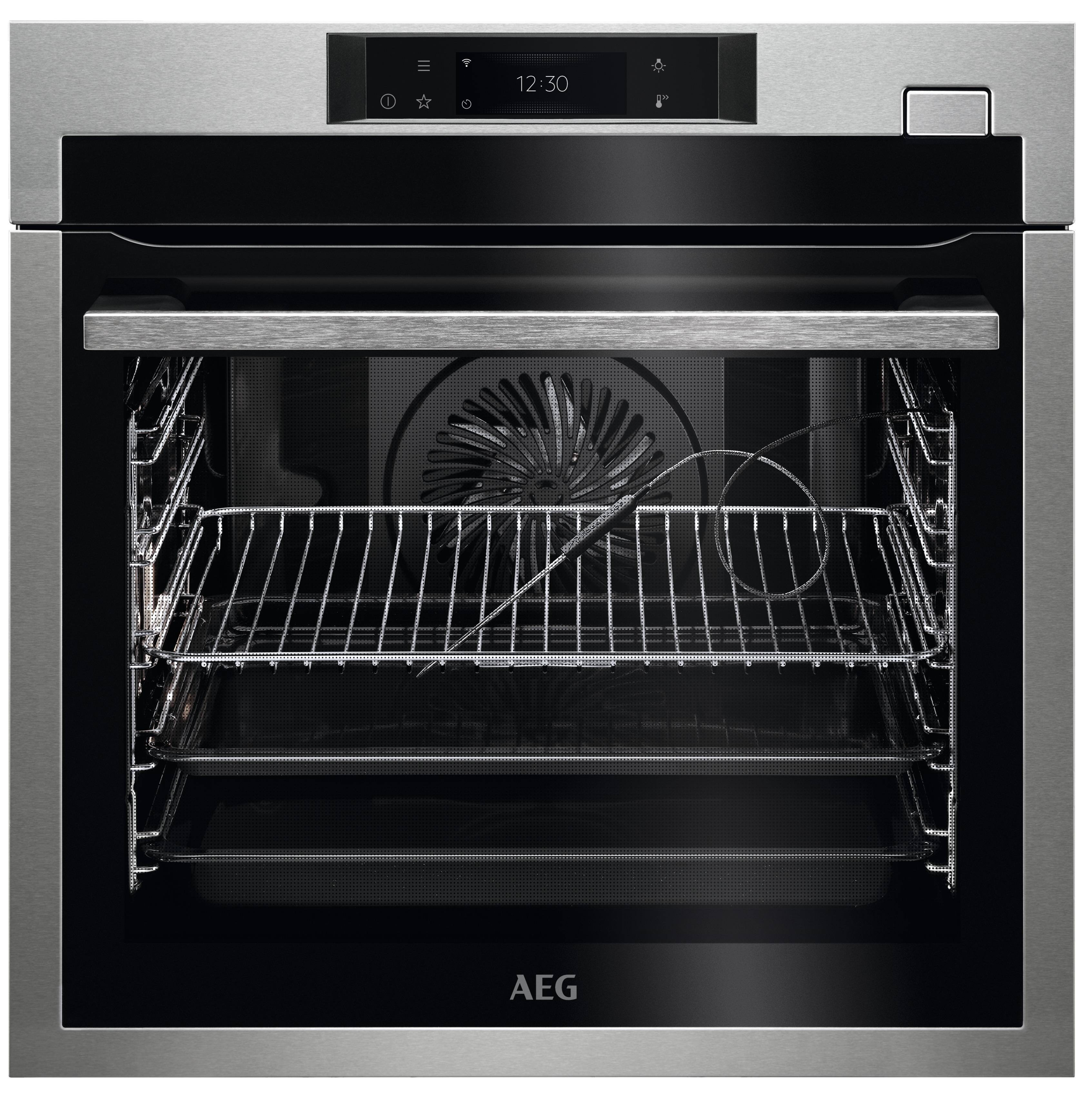 AEG BSE788280M Inbouw oven Zwart