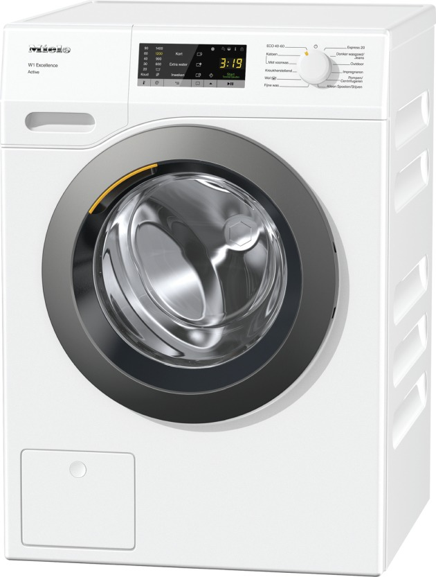 Miele WEA 035 WPS Wasmachine Wit