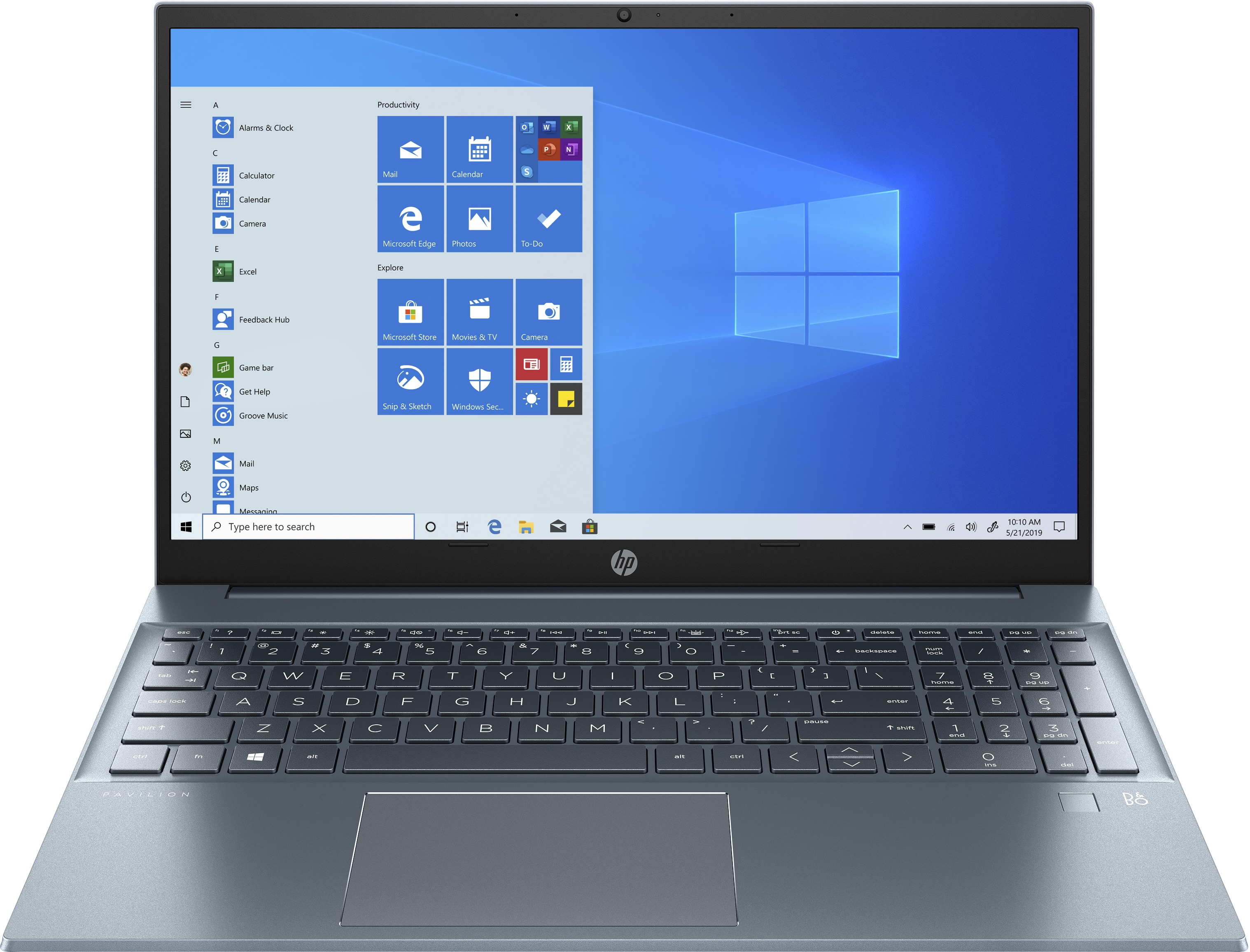HP Pavilion 15-eg0320nd -15 inch Laptop