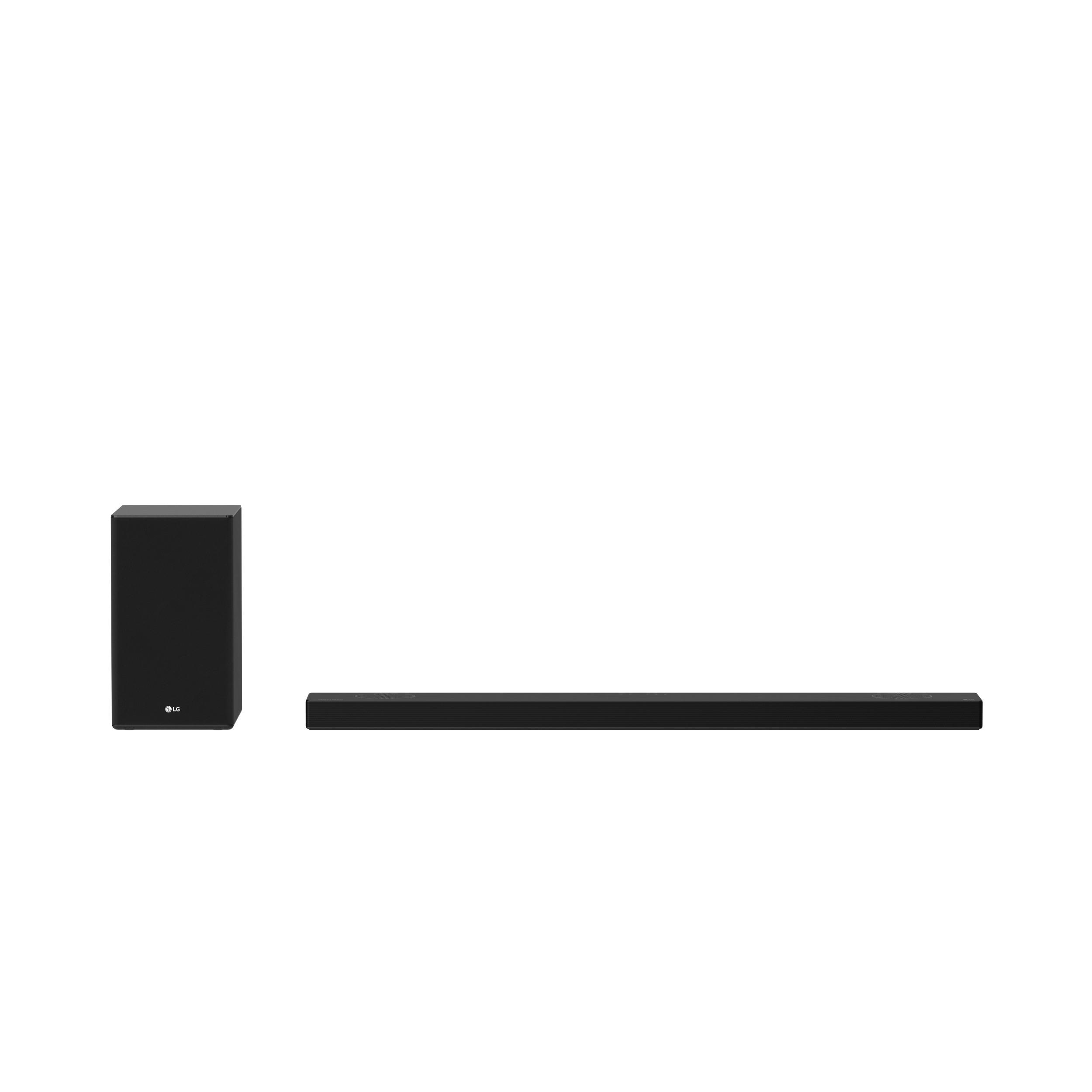 LG DSP9YA Soundbar Zwart