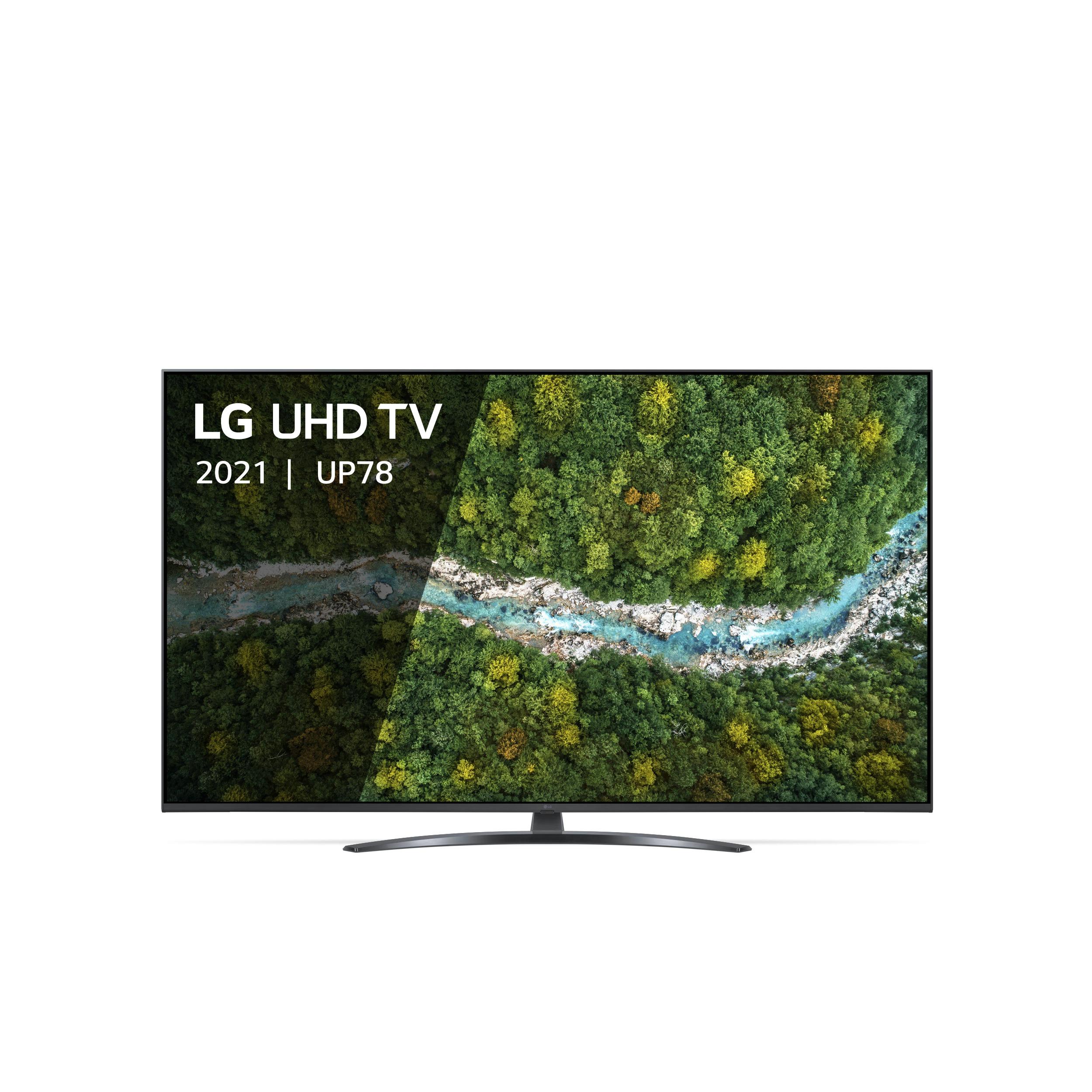 Op HardwareComponenten.nl is alles over televisie te vinden: waaronder expert en specifiek LG 43UP78006LB - 43 inch UHD TV