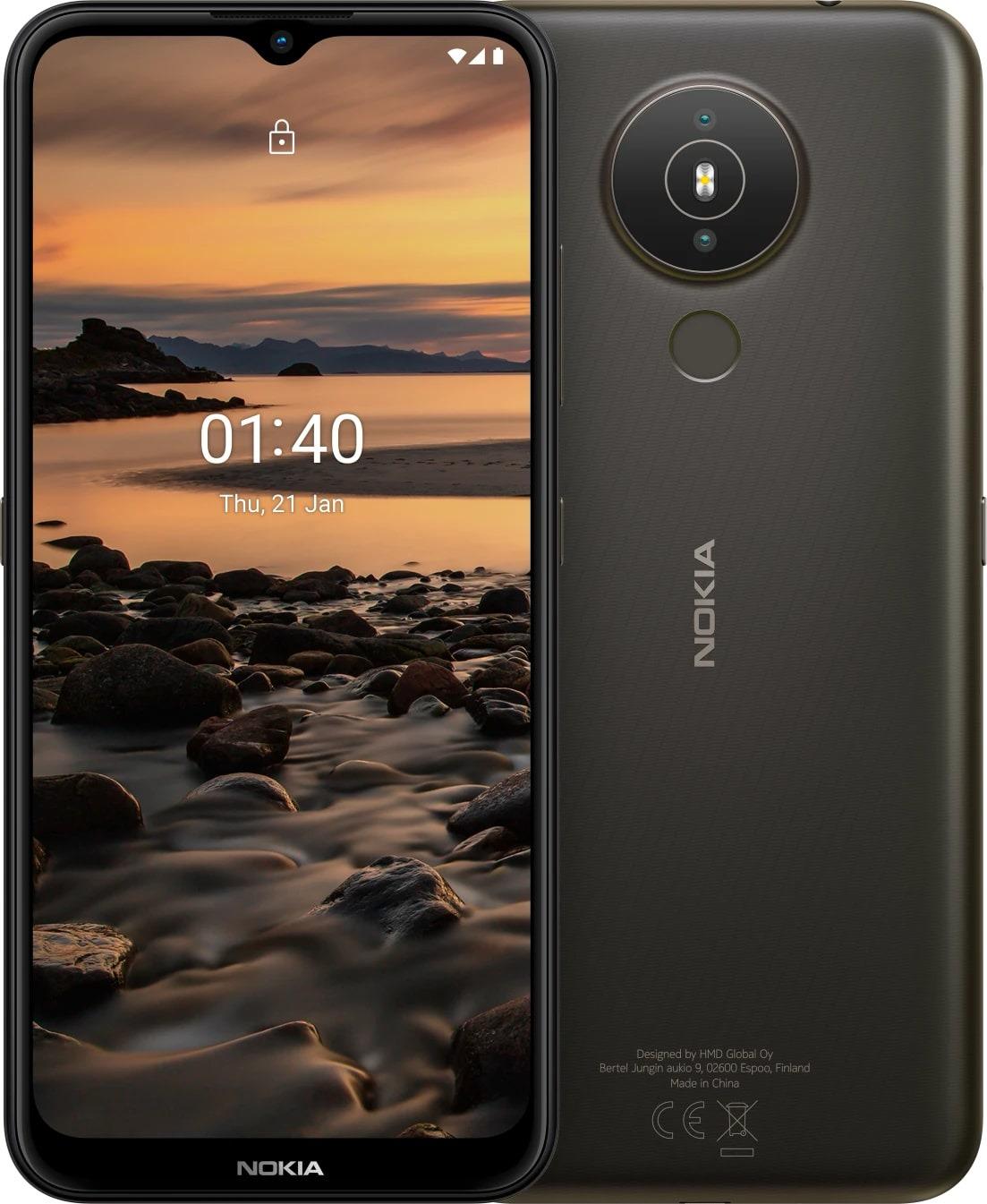 Nokia 1.4 64GB Grijs