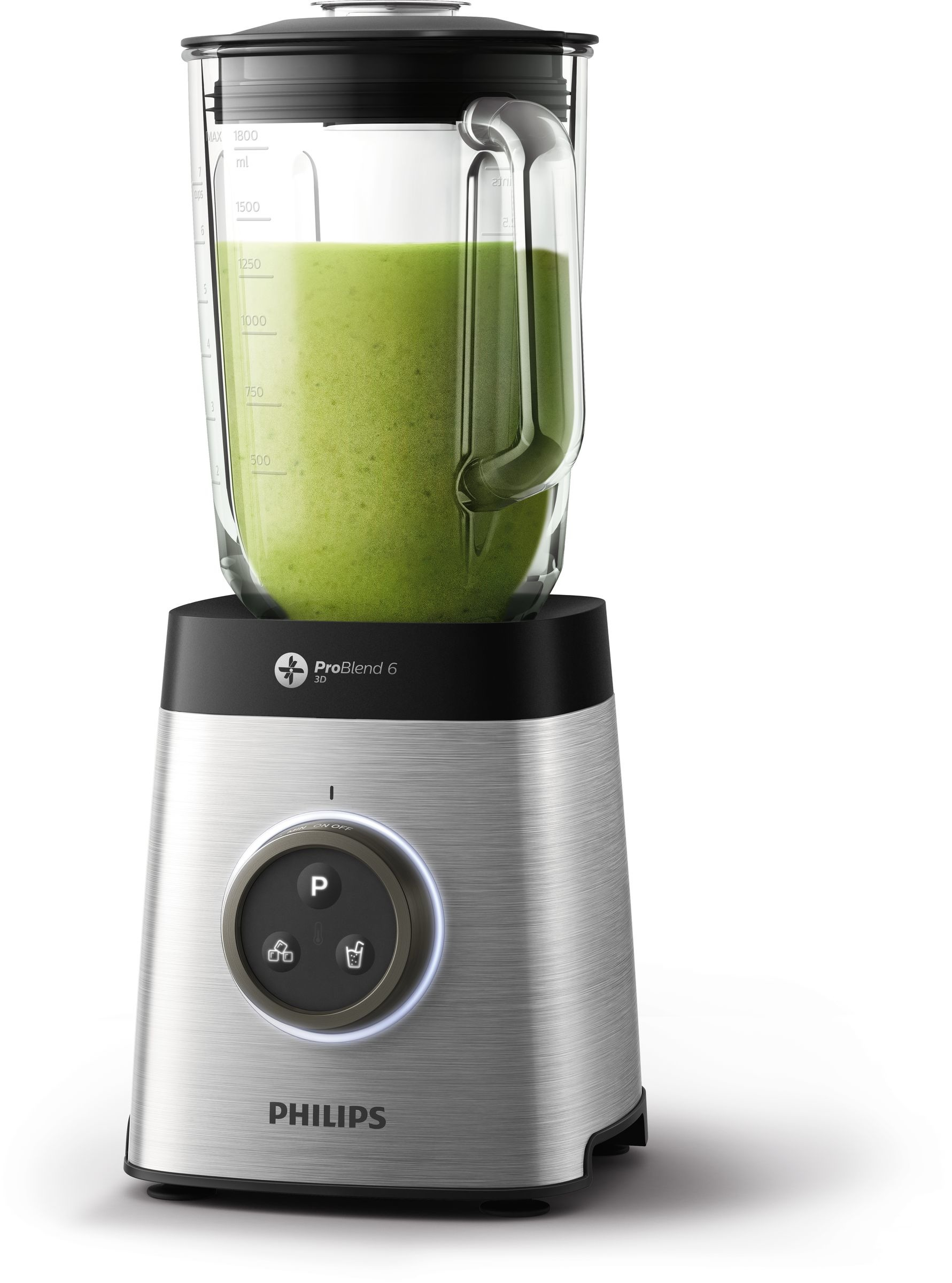 Philips HR3652/00 Keukenmachines en mixers Roestvrijstaal online kopen