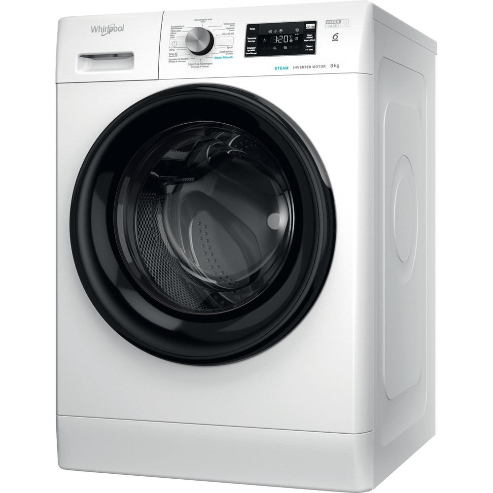 Whirlpool FFBBE 8638 BEV F Wasmachine