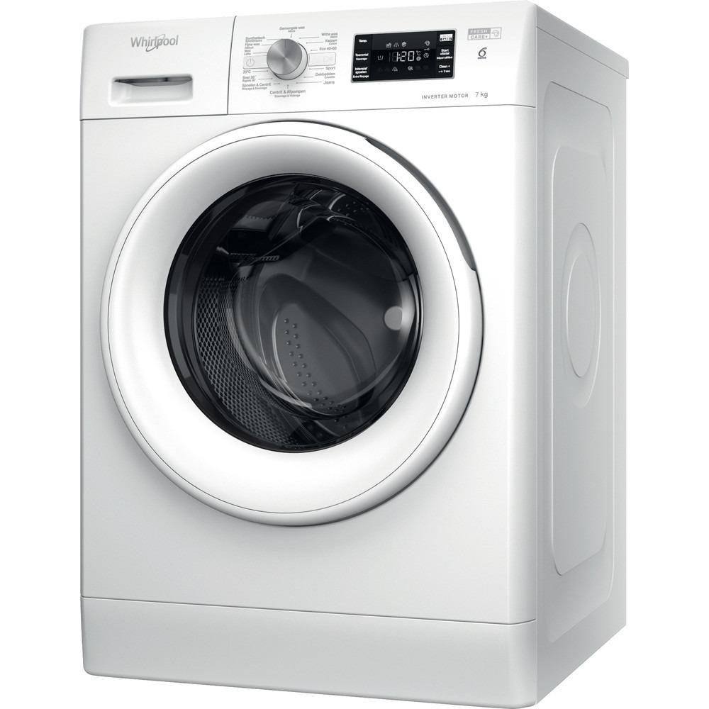 Whirlpool FFBBE 7638 W F Wasmachine Wit
