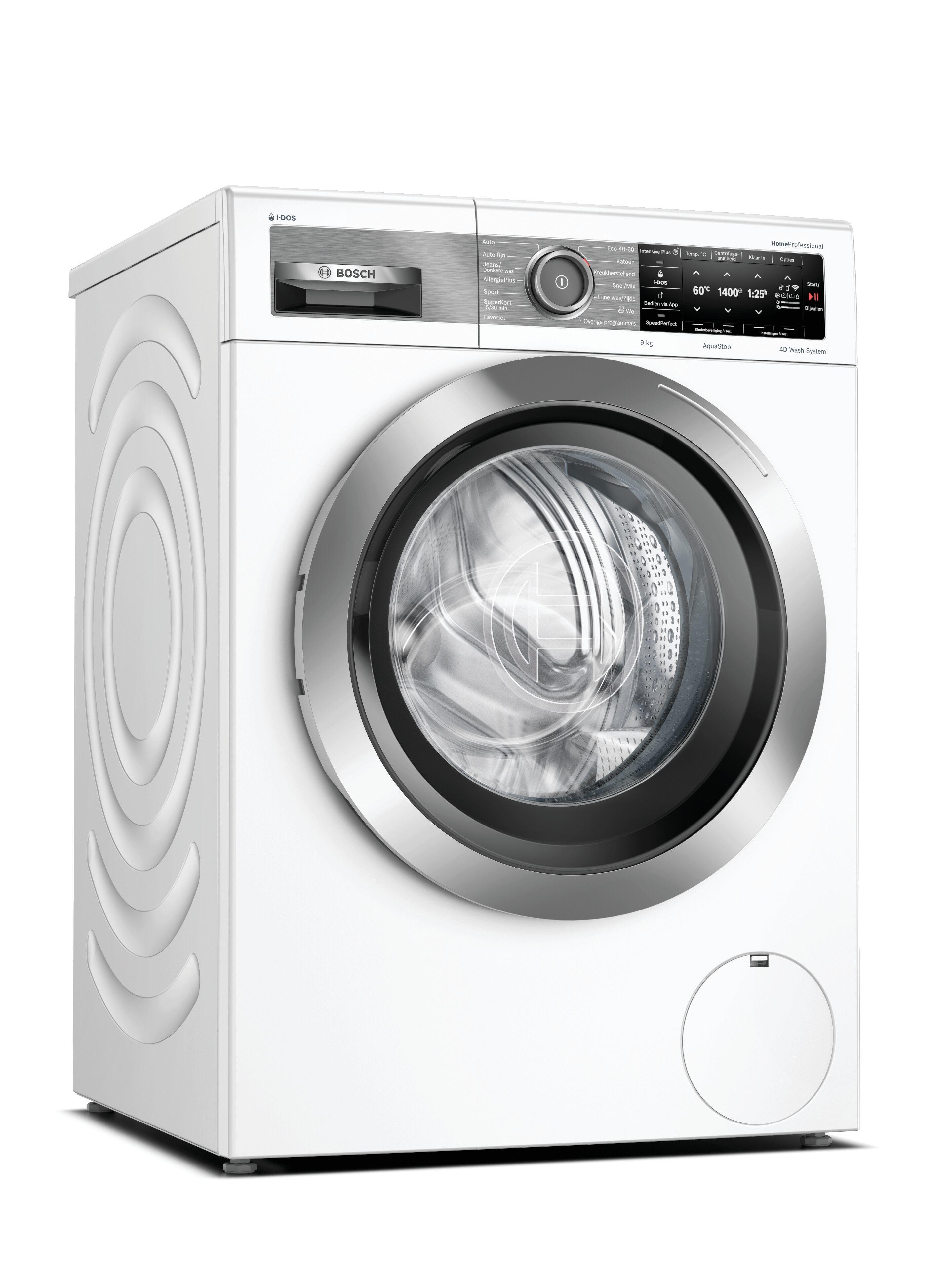 Bosch WAV28EH7NL Wasmachine Wit