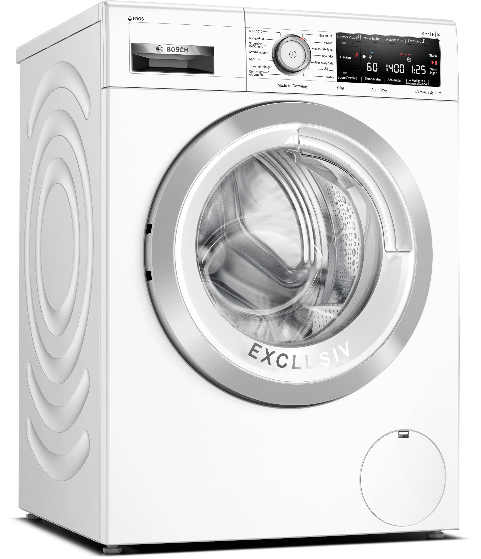 Bosch WAV28KH9NL Wasmachine Wit