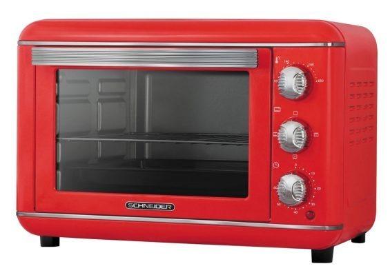 Schneider SCEO23R Oven Rood