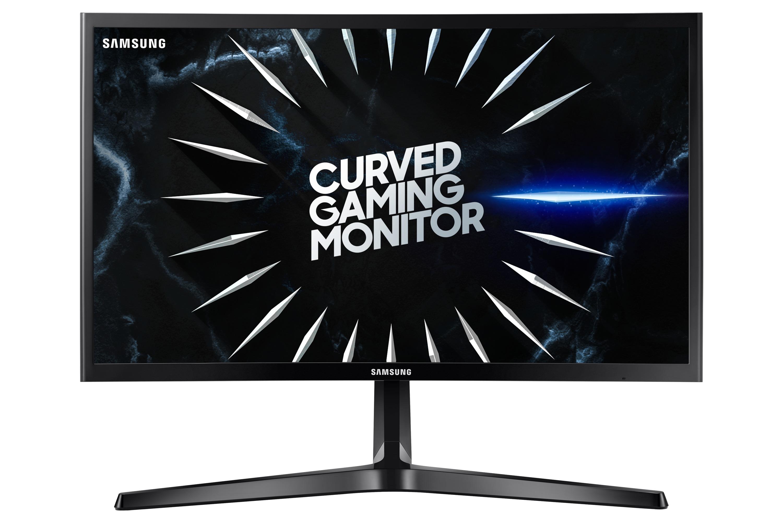 Samsung LC24RG50FQRXEN Monitor Zwart