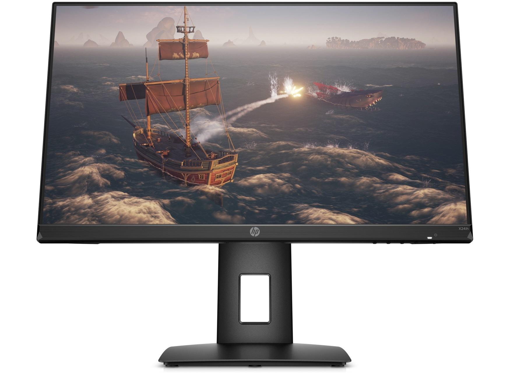 HP X24ih Gaming Monitor Monitor