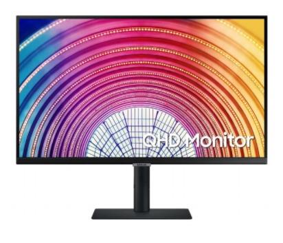Samsung LS27A600NWUXEN Monitor Zwart
