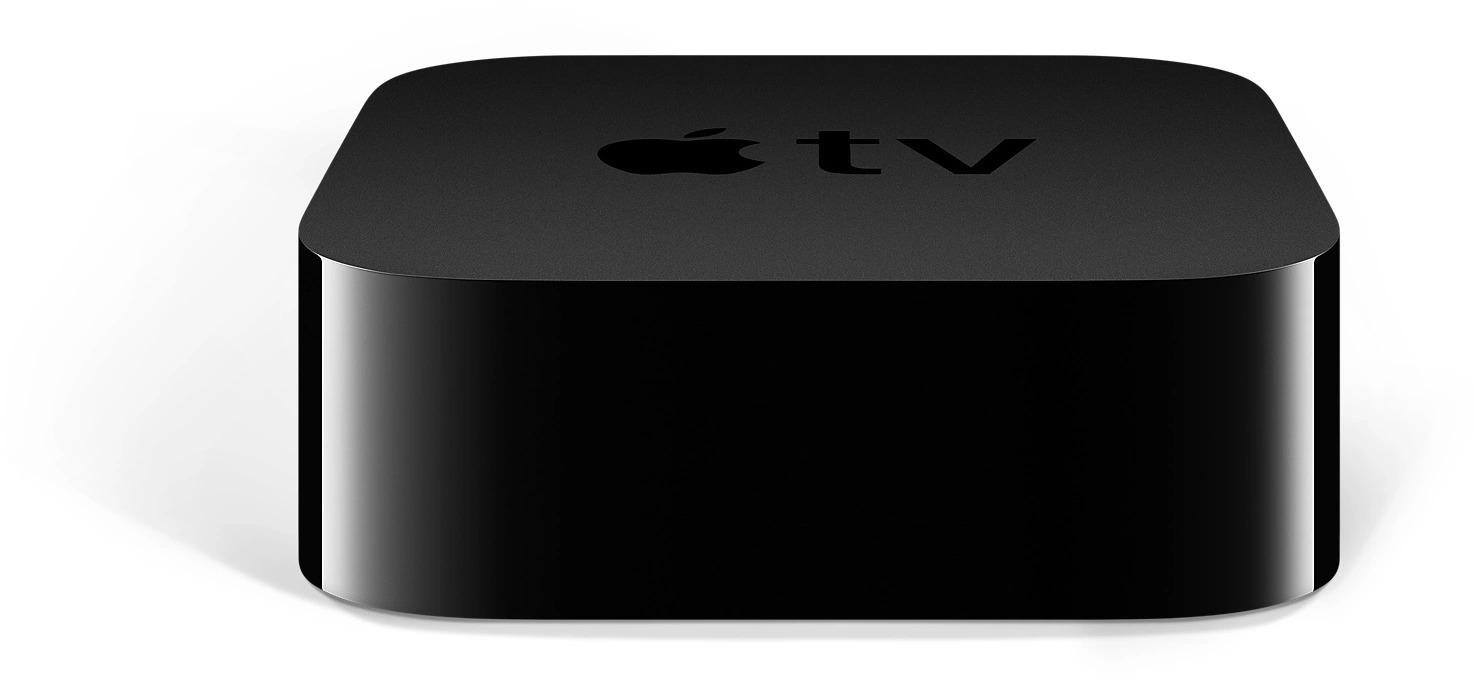Apple TV 4K - 64GB TV accessoire Zwart