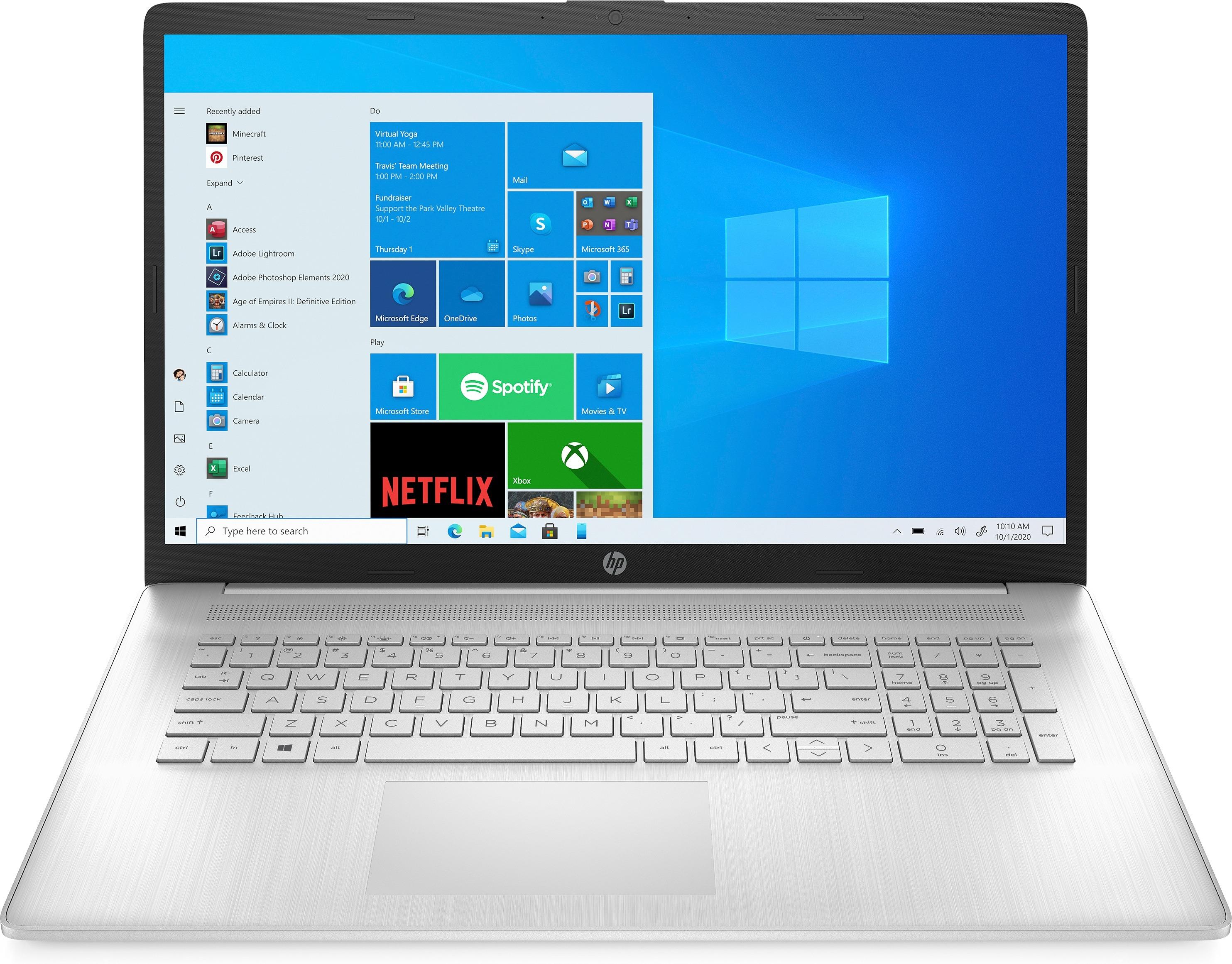 HP 17-cn0170nd -17 inch Laptop