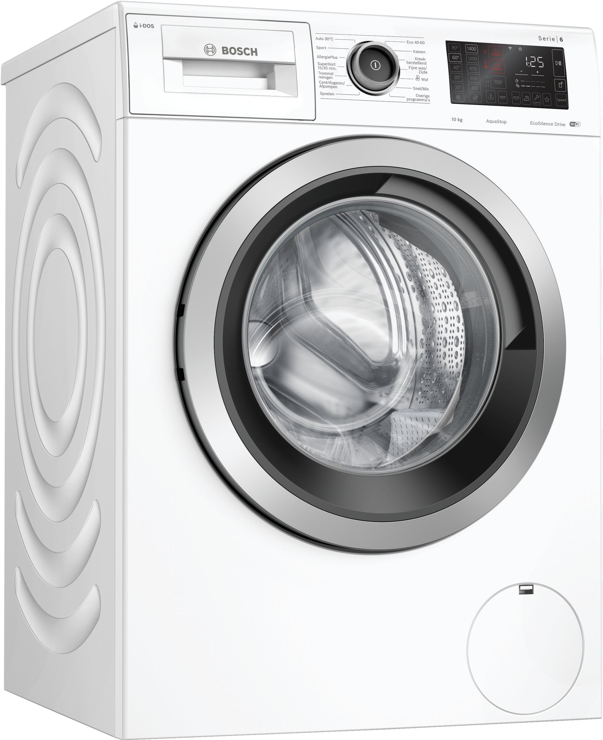Bosch WAL28PH7NL Wasmachine Wit