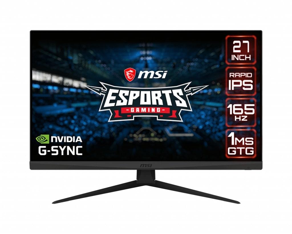MSI Optix G273QFK Monitor