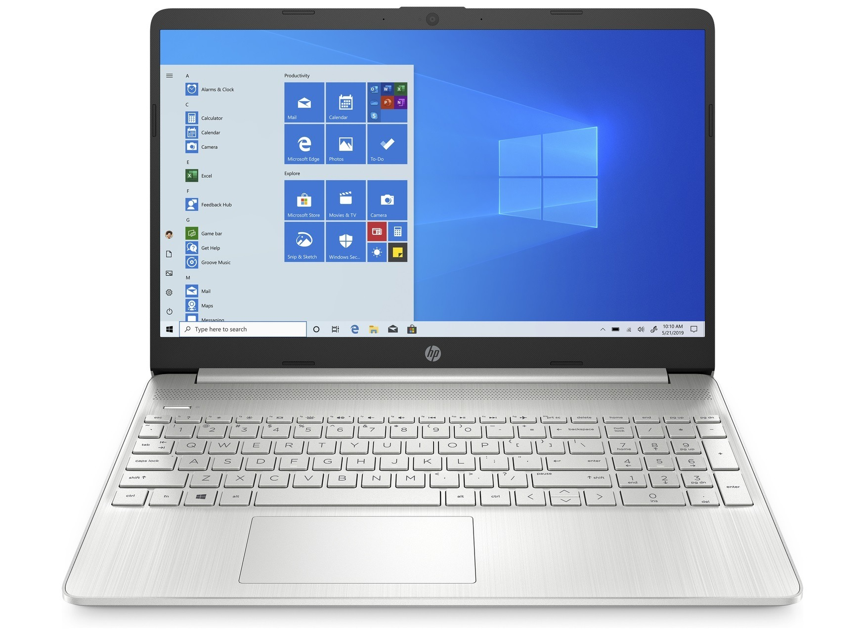 HP 15s-eq2210nd -15 inch Laptop