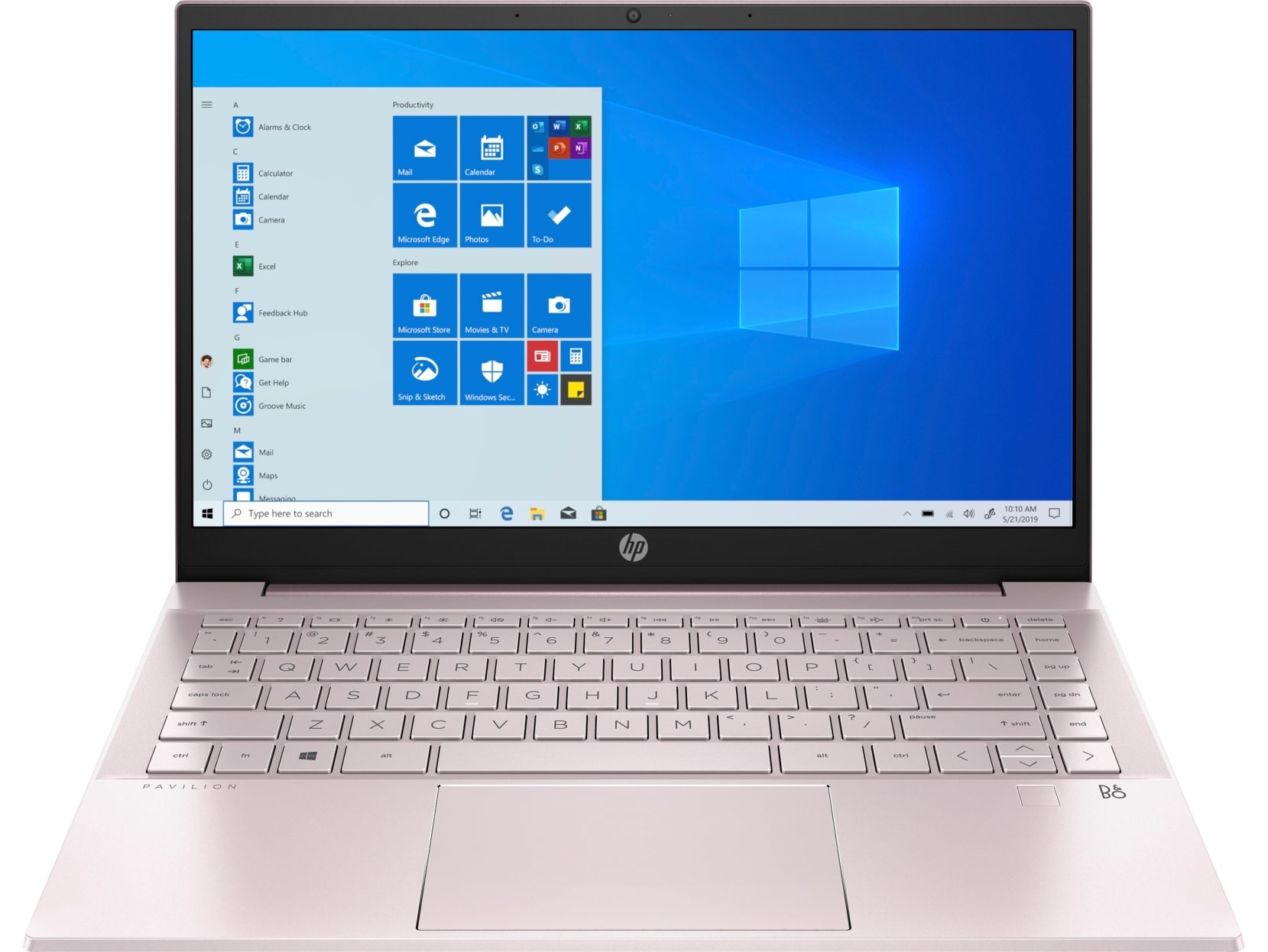 HP Pavilion 14-dv0530nd -14 inch Laptop