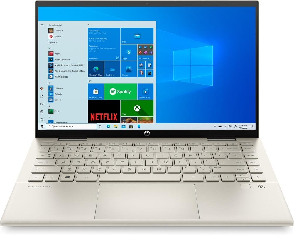 HP Pavilion x360 14-dy0315nd -14 inch Laptop