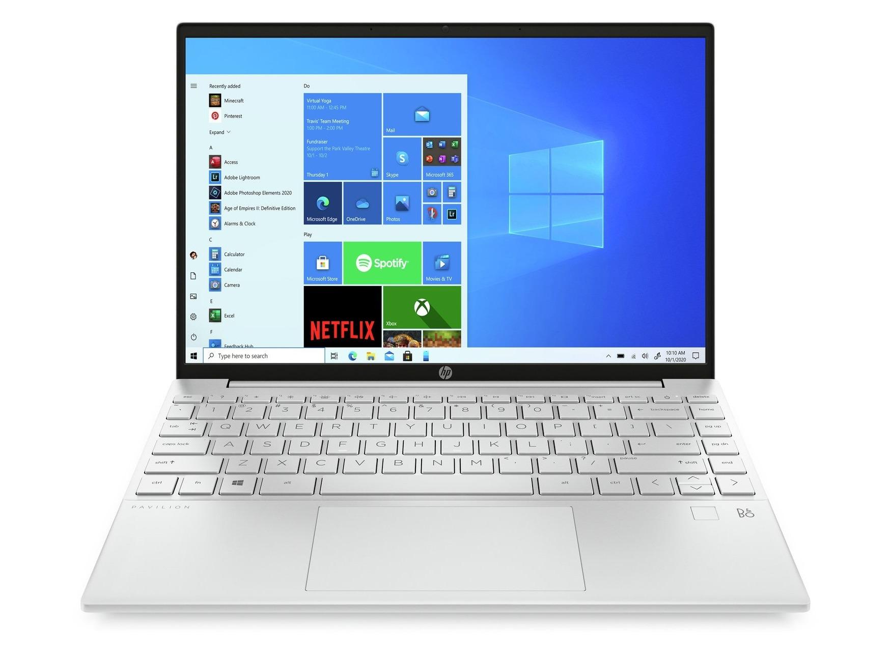 HP Pavilion Aero 13-be0120nd -13 inch Laptop