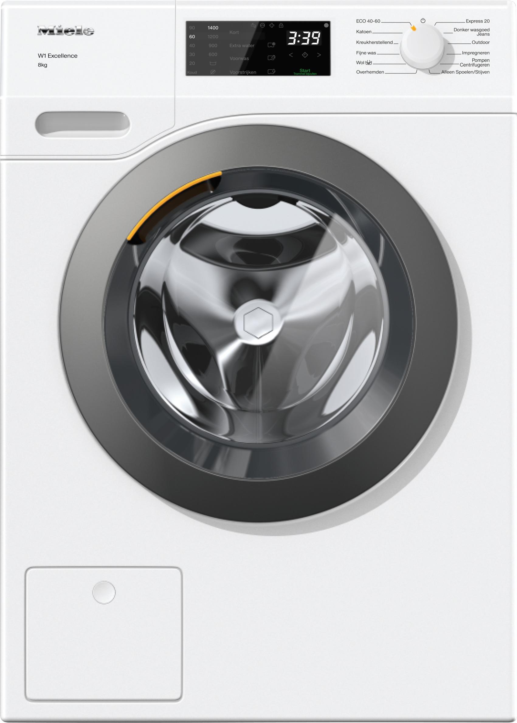 Miele WED 035 WPS Wasmachine Wit